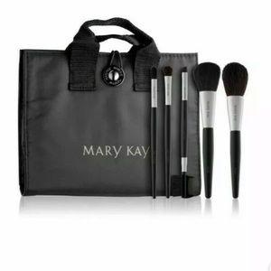 Mary Kay Makeup Organizer and Brush Set
